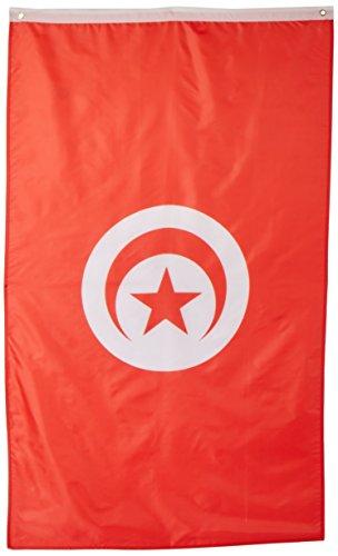 Fahne Flagge Tunesien 90 x 150 cm [Spielzeug]