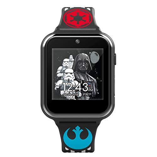 Star Wars Interaktive Smartwatch mit Touchscreen (Modell: STW4010AZ)