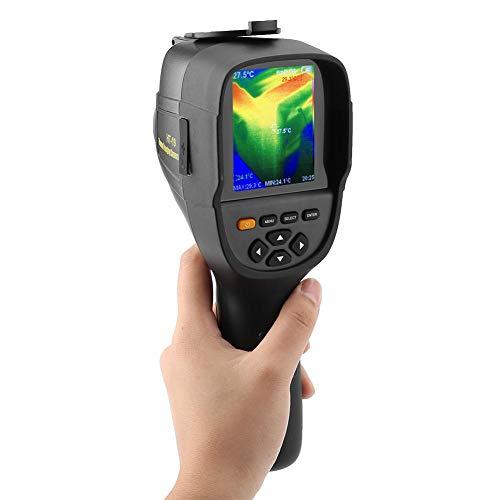 Infrarood warmtebeeldcamera, HT-19 3.2in full hoek TFT-scherm infrarood warmtebeeldcamera AC100-240V EU