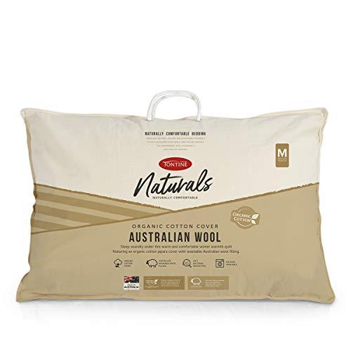 Tontine Naturals Aussie Washable Wool Surround Pillow