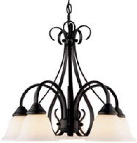 Boston Harbor F3-5C 7102130 Dimmable Chandelier W Fees free 5 60 Med Store 13