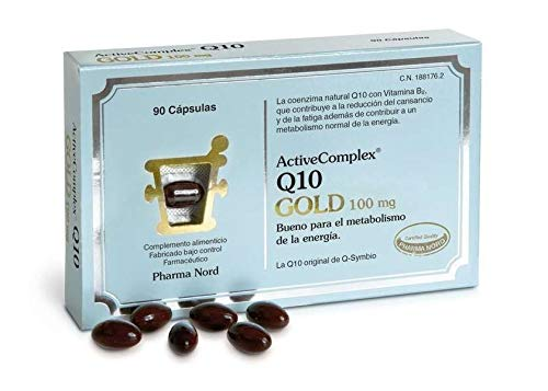 Pharma Nord Activekomplexx Q10 Gold 100 mg 90Cap. 200 ml