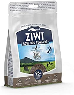 ZiwiPeak ジウィピーク エアドライ・ドッグトリーツ NZグラスフェッド・ビーフ 85g