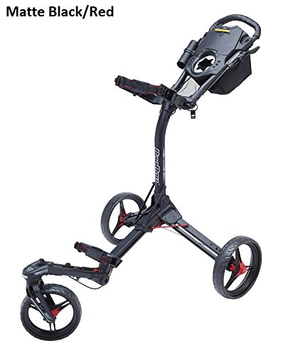 Find Cheap Bag Boy Tri Swivel II Golf Push Cart