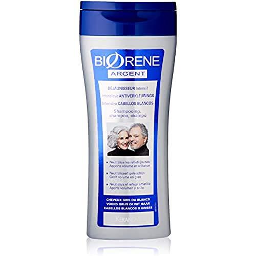 Biorene Argent Champú Intensivo para Cabellos Blancos - 200 ml