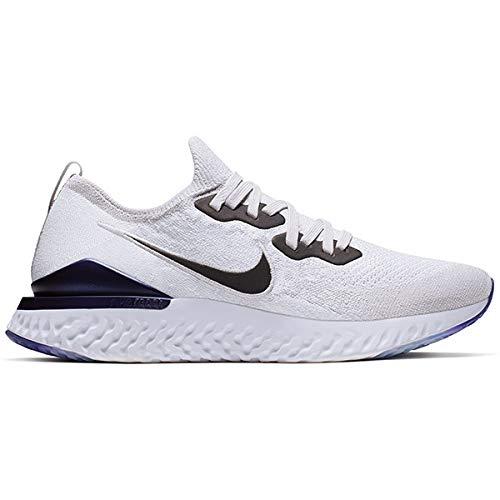 Nike Epic React Flyknit 2 Mens Running Shoe (Vast Grey, 10)