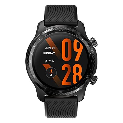 TicWatch Pro 3 Ultra GPS Smartwatch Qualcomm SDW4100 and Mobvoi Dual...