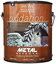 Modern Masters ME208 Reactive Metallic Iron Paint by Modern Masters