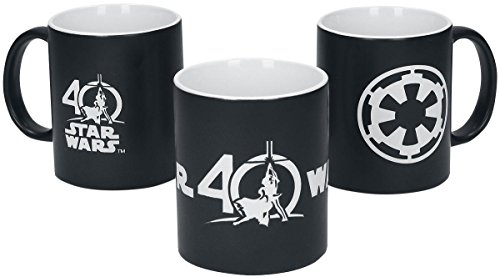 Star Wars 02819 40th Anniversary Deluxe Taza