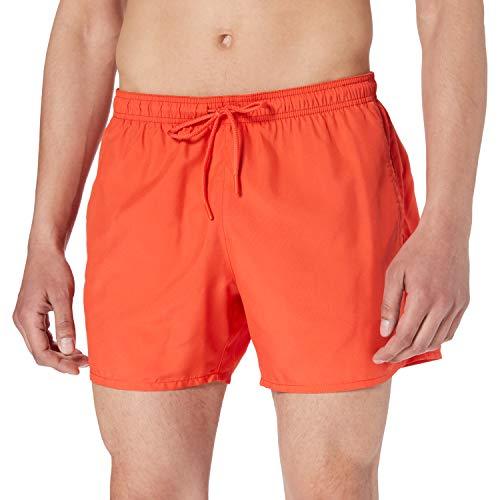 Emporio Armani Swimwear Boxer Essential Costume da Bagno, Black, 50 Uomo