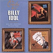 The Originals Billy Idol ...Rebel Yell & Whiplash Smile