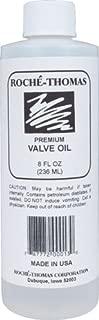 Roche Thomas 8oz Valve Oil