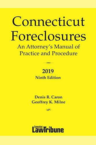 Download Connecticut Foreclosures 2019 162881537X