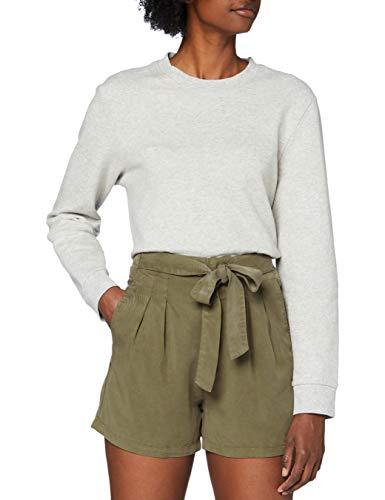 Vero Moda Vmmia HR Loose Summer Shorts Ga Noos Pantalones Cortos, Cuerda Elástica, S para Mujer