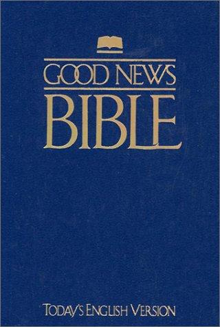 Good News Bible-TEV (Compact Bible)