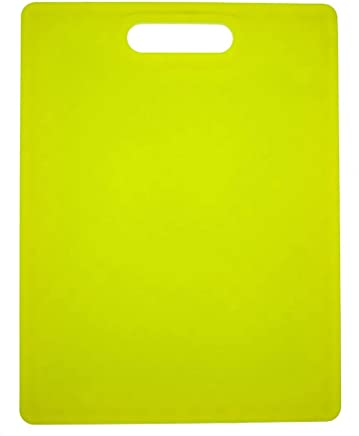 "Architec G14TGR Original Non-Slip Gripper Cutting Board, 11"" x 14"", Translucent Green"