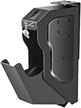 Gun Safe for Pistols Quick-Access Mounted Firearm Safety Device Pistol Safe
