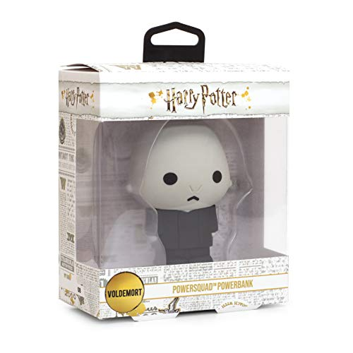 Thumbs Up Harry Potter PowerSquad Power Bank Lord Voldemort 2500mAh Adattatori