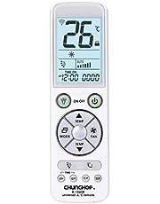 Mando Aire Acondicionado Universal - Retro-iluminado - Linterna LED (Mitsubishi, Fujitsu, Samsung, Carrier, LG, Johnson, Panasonic, Daikin.)