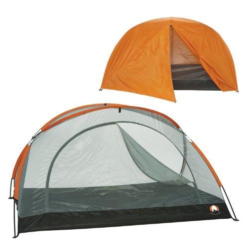 Stansport 'Black Granite' Star-Light Tent with Rainfly