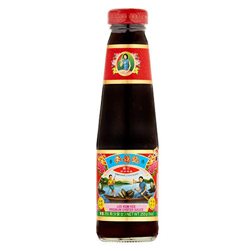Lee Kum Kee Premium Oyster Flavored Sauce, 9.0 Ounce (Pack of 12)