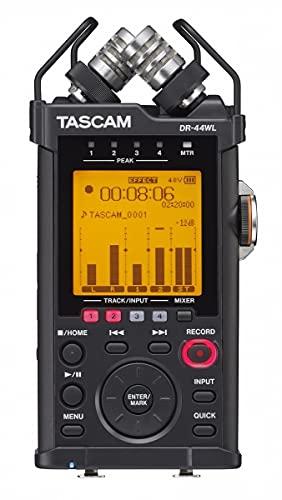 Tascam DR-44WLB - Registratore audio portatile