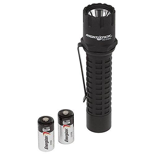 Nightstick Tac-310 X L Xtreme lumens polymère Tactical Flashlight-non-rechargeable, 14 cm, Noir