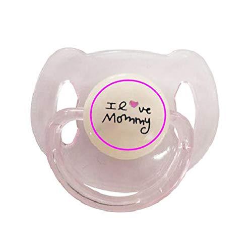 MEYANG Bebé Reborn Chupetes, Suministros para Muñecas Reborn, para Muñecas Reborn con Accesorios Magnéticos Internos, Accesorios para Muñecas Reborn Realistas