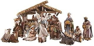 Avalon Gallery Bethlehem Nights Christmas Nativity Scene Set