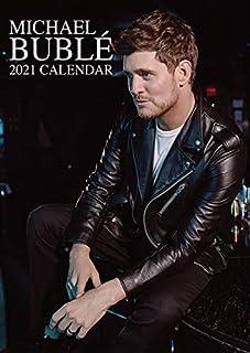 Michael Bublé 2021 Calendar