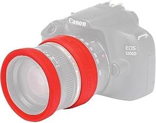 easyCover ECLR67R Lens Rim for 67mm (Red) [並行輸入品]