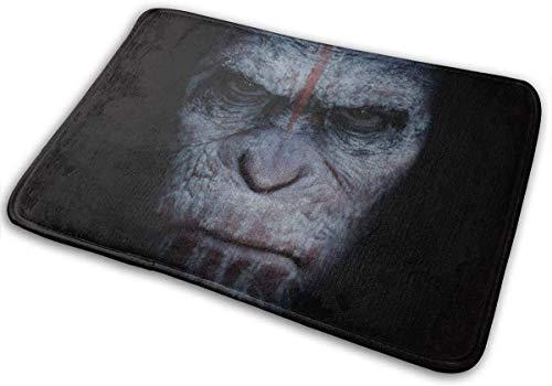 xinping Dawn of Planet of Apes Teppichbodenmatte Teppich Rutschfestes Badezimmer Antirutsch-Pad Ba