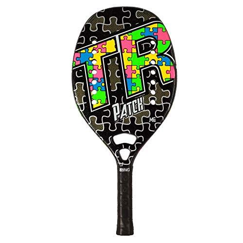 Top Ring Raquette Beach Tennis Racket Écusson...