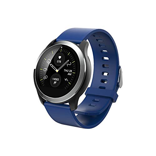 KKZ Z03 Smart Watch IP68 IP68 PPG Impermeabile PPG + ECG Frequenza Cardiaca Blood Pressure Monitoring Bluetooth Orologio Sportivo Bluetooth per Android iOS,E