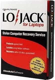 LOJACK FOR LAPTOPS PREM 1 YR - LJP-RE-P5-WIN-12