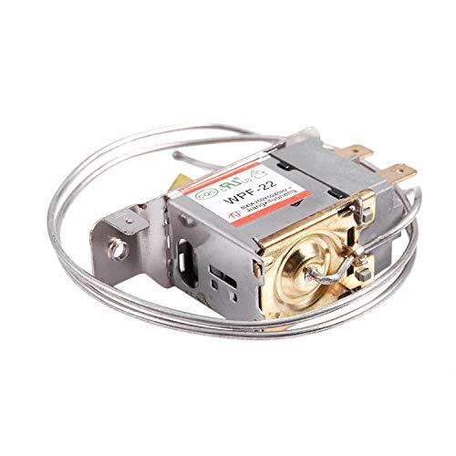 Cobeky 66 cm cable 2 pin controlador de temperatura termostato para frigorificos