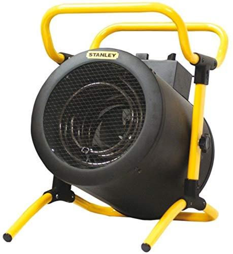 termoventilatore 5000w Generatore aria calda riscaldatore elettrico Stanley termoventilatore (5000 W)