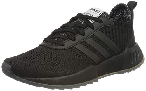 Adidas PHOSPHERE, Zapatillas Running Hombre, Negro (Core Black/Core Black/FTWR White), 43 1/3 EU