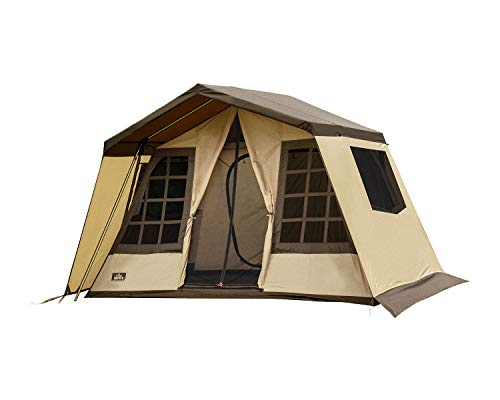 ogawa(オガワ) アウトドア キャンプ テント ロッジ型 オーナーロッジ タイプ52R 【5人用】 2252