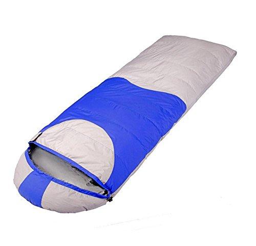 enveloppe extérieure sac de couchage en duvet 4 saisons pour le camping de randonnée adulte unique , A