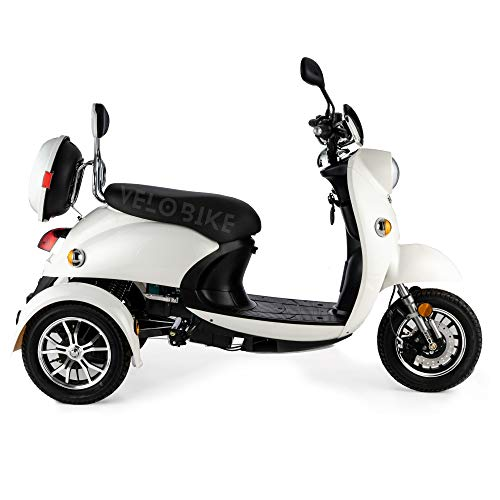 Retro Dreirad Scooter Seniorenmobil kaufen  Bild 1*