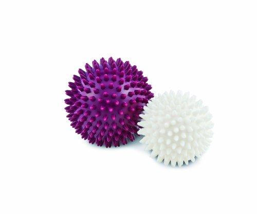 Preisvergleich Produktbild Kettler Massage Ball,  Burgunderrot / Perlmutt Weiß,  07351-530