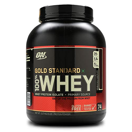 OPT Gold Standard 100% Whey Protein 2273g