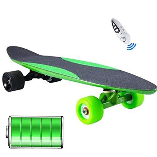 Dujie Motorized Cruise Longboard, Electric Caster Board, Electric Longboard Skateboard, komplettes elektrisches Skateboard für Anfänger und Urban Pendler, 1 (Farbe: 3)