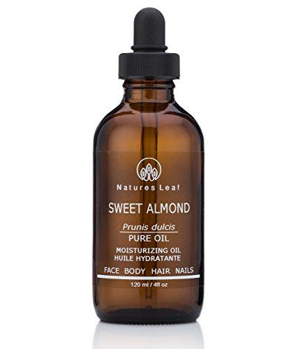 Natures Leaf Organic Sweet Almond Oil