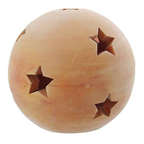 FRANK FLECHTWAREN Kugel Sterne, groß