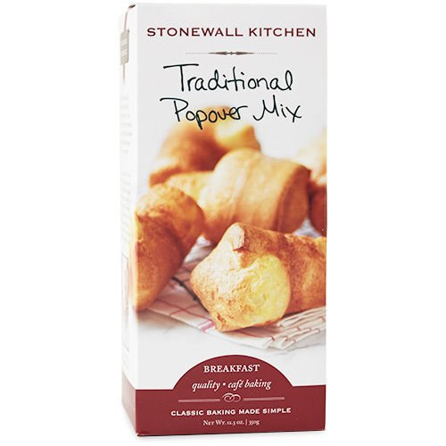 Stonewall Kitchen Traditional Popover Mix, 12.3 Ounce