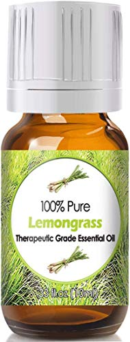 Lemongrass Essential Oil for Diffuser amp Reed Diffusers 100% Pure Essential Oil 10ml