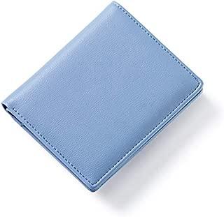 Women Wallets Small Bifold Leather Pocket Wallet Ladies Mini Short Purse