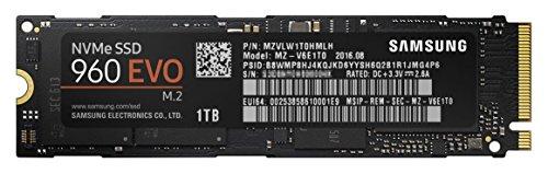Samsung SSD 250GB 960EVO M.2 Type2280 PCIe3.0×4 NVMe1.2 3年保証 正規代理店保証品 MZ-V6E250B/IT